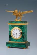 Часы «Имперские» прямоугольные
